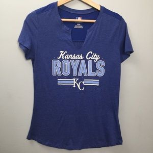 Kansas City Royals Baseball T-shirt Size Medium